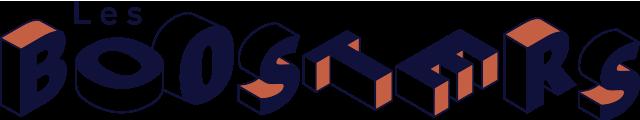 logo booster